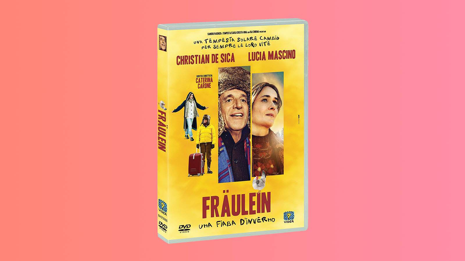 Fräulein has been released on DVD today